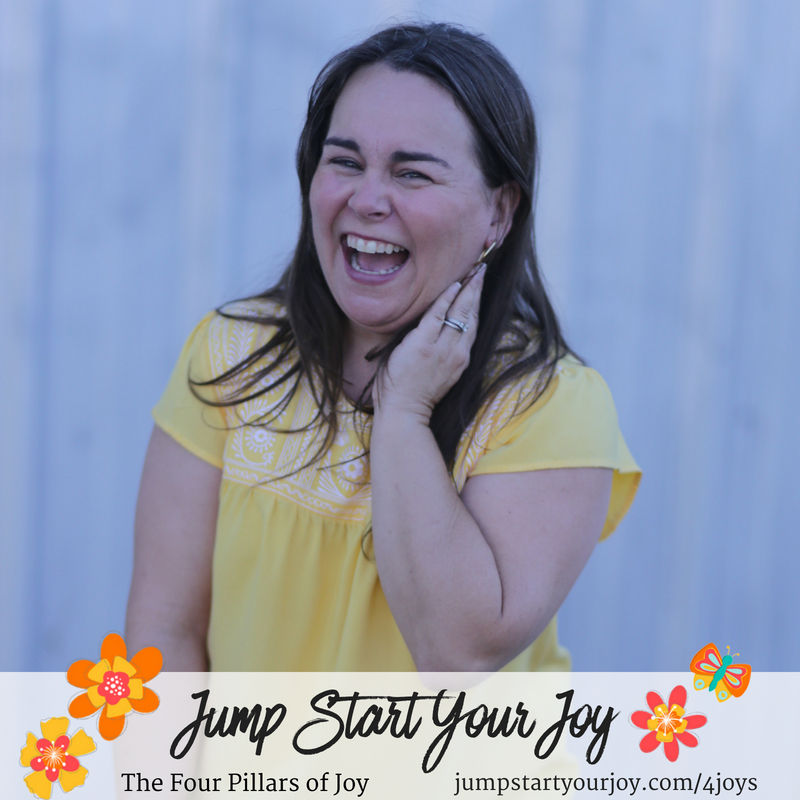 The Four Pillars of Joy: Inspiration, Mindfulness, Action, and Fun with host Paula Jenkins