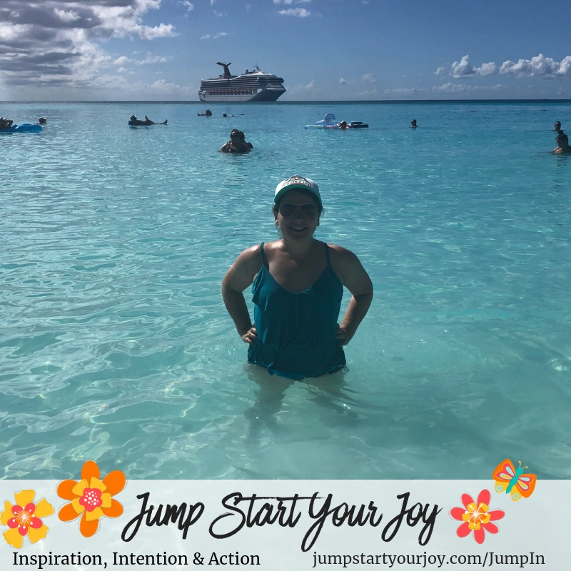 The Inspiration, Intention, Action To Lead a Joyful Life (Plus an Update on the 2018 NKOTB Cruise)