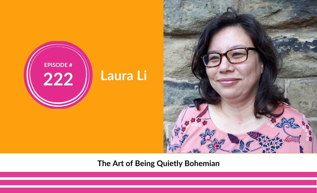 Laura Li on being Quietly Bohemian