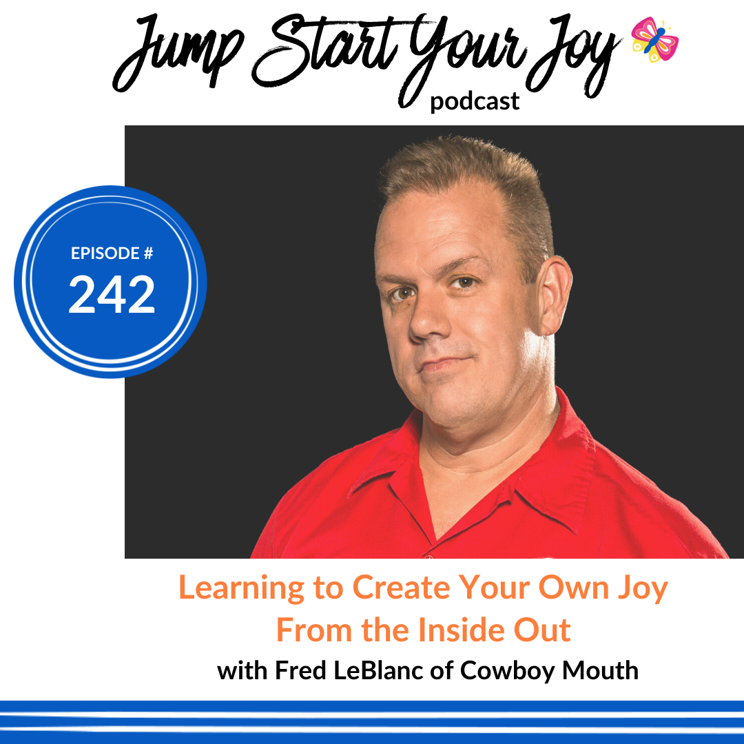 Fred LeBlanc of Cowboy Mouth on Learning to Create Your Own Joy From the Inside Out