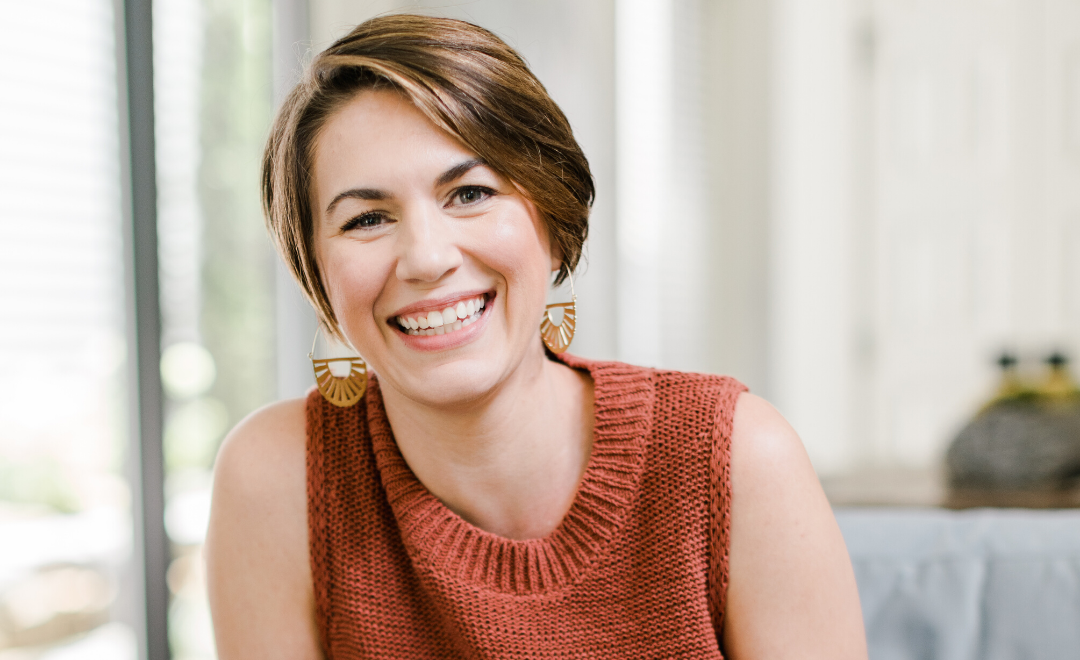How to Find the Quiet Confidence to Make a Career Pivot with Laura Simms