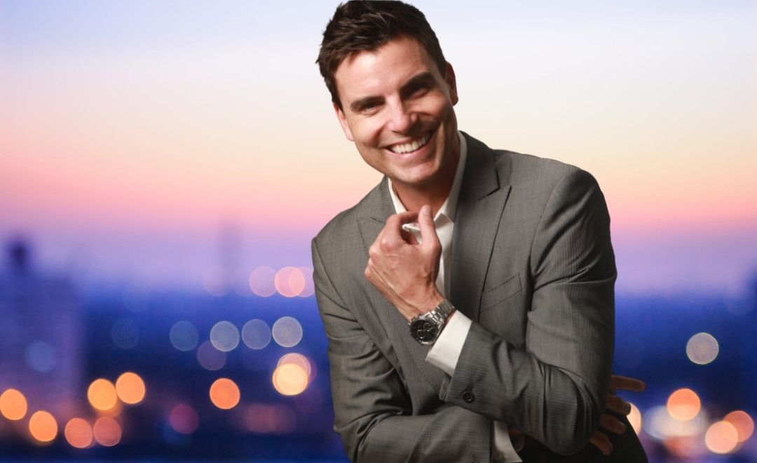 Colin Egglesfield on Creating Real Connection, and Becoming an Agile Artist